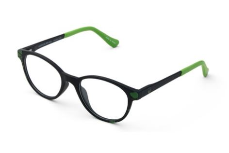 Marvel MAB003O.009.HUL black &green hulk 44 Akinių rėmeliai