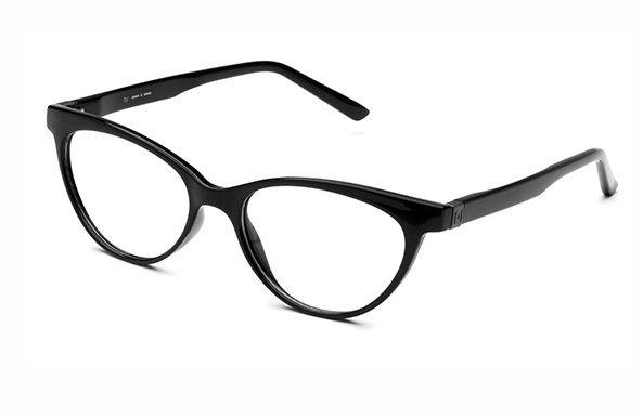 Pop Line IV054.009.GLS black glossy 52 Akinių rėmeliai