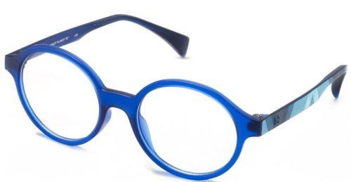 Pop Line IVB003.TGS.022 triangles blue 44 Akinių rėmeliai