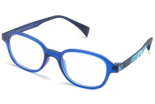 Pop Line IVB007.TGS.022 triangles blue 46 Akinių rėmeliai