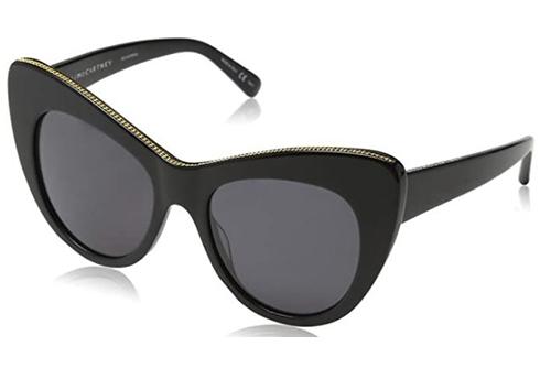 Stella Mccartney SC0006S black 53 Akiniai nuo saulės Moterims