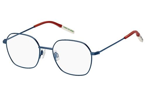 Tommy Hilfiger Tj 0014 FLL/20 MATTE BLUE 50 Akinių rėmeliai Unisex