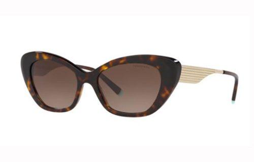 Tiffany & Co. 4158 80153B 54 Akiniai nuo saulės Moterims