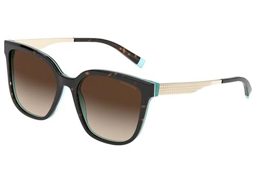 Tiffany & Co. 4165 82753B 54 Akiniai nuo saulės Moterims