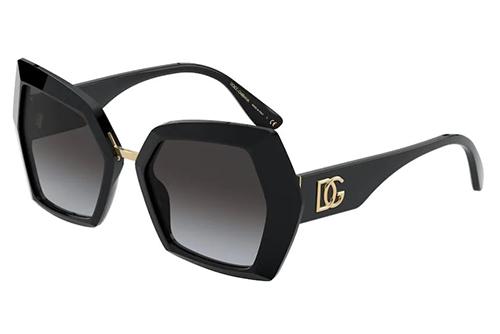 Dolce & Gabbana 4377 501/8G 54 Akiniai nuo saulės Moterims