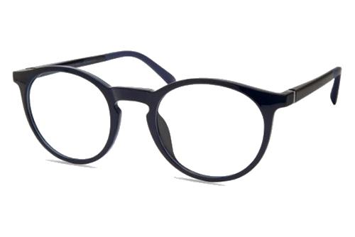 MODO BRYCE dark blue 49 Akinių rėmeliai Unisex