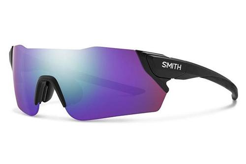 Smith Attack 003/DI MATT BLACK  Akiniai nuo saulės Unisex