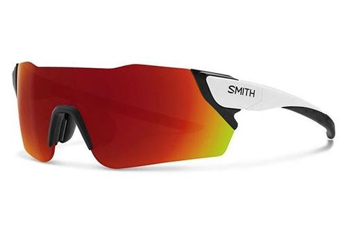 Smith Attack 6HT/X6 MATTE WHITE  Akiniai nuo saulės Unisex