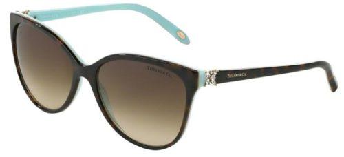 Tiffany & Co. 4089B 81343B 58 Akiniai nuo saulės Moterims