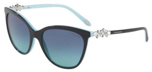 Tiffany & Co. 4131HB 80559S 56 Akiniai nuo saulės Moterims