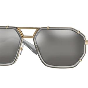Versace 2228 10026G 59 Akiniai nuo saulės Vyrams