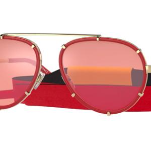 Versace 2232 1472C8 61 Akiniai nuo saulės Moterims