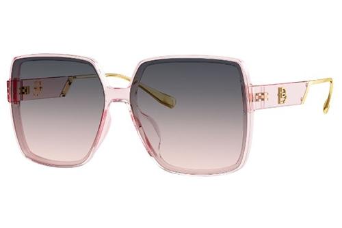 Bolon BL5058 transparent pink 60 Akiniai nuo saulės Moterims