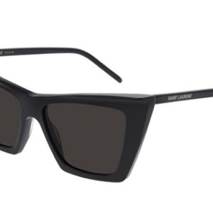 Yves Saint Laurent SL 372 001 black black black 54 Akiniai nuo saulės Moterims