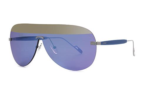 Locman LOCS011/PAL palladium blue 138 Akiniai nuo saulės