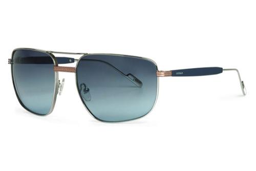 Locman LOCS005/01 silver blue 61 Akiniai nuo saulės