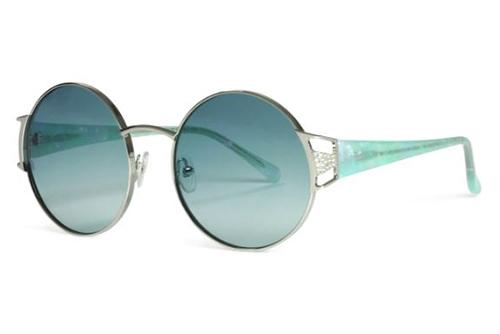 Locman LOCS008/02 silver green 59 Akiniai nuo saulės